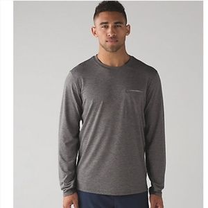 Lululemon Evolution Long Sleeve Shirt